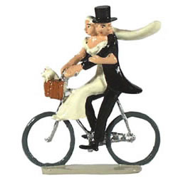 wedding-cake-topper-bicycle